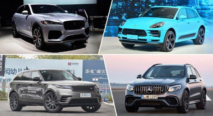 50万刚入门 四款进口运动化中型SUV海选