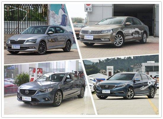 现代索纳塔九优惠3.05万 热门中级车推荐