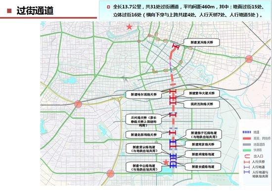 主城区去滨湖区将添畅通大道 全长13.7公里