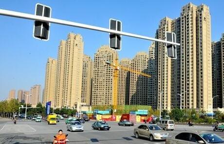 繁华大道集贤路交口 本周六起将无法左转