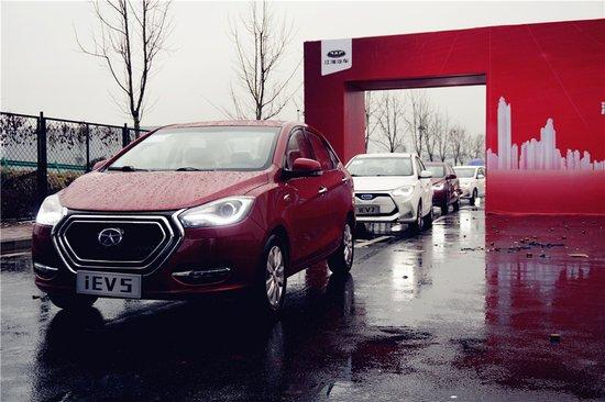 江淮新能源再受分时租赁行业青睐 交付千台江淮iEV大单