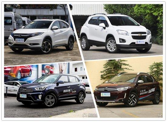 现代ix25优惠1万 热门合资小型SUV推荐