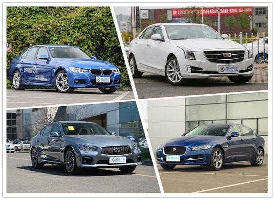 凯迪拉克ATS-L优惠6.8万 豪华中型车推荐