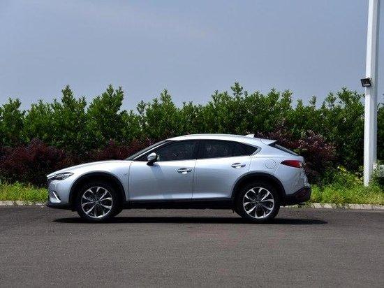 马自达CX-4七款车型预售14.18-22.18万