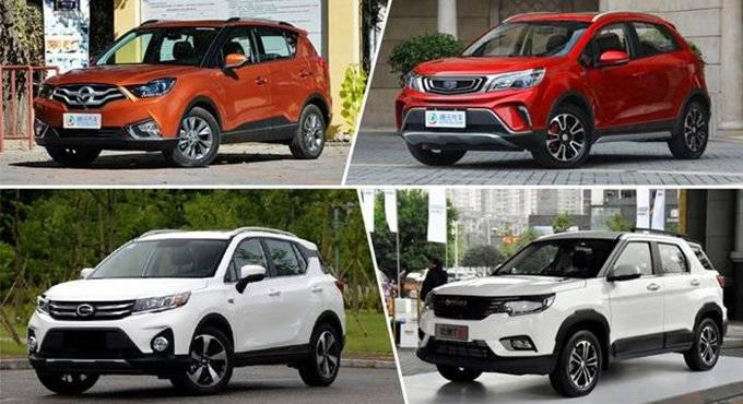 精品化趋势 这些新晋自主小型SUV值得买