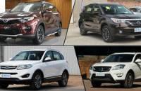 四款自主T动力SUV车型推荐 空间大高性价比