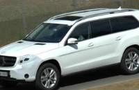 奔驰改款GL(GLS)11月洛杉矶车展发布