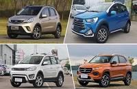 [导购]5万级精品小型SUV推荐 满足年轻人需求