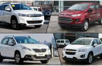 12万买大空间or高品质 热门小型SUV车型推荐