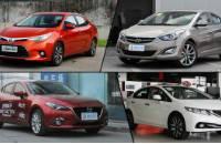 四款热门紧凑级车型推荐 坚守自然吸气阵营