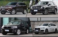 土豪最爱车型 四款实力派豪华SUV推荐