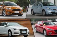 四款热门紧凑两厢车推荐 高品质运动派
