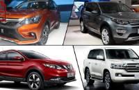 国内SUV车型最新消息盘点 比亚迪宋领衔