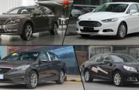 享受购置税减半 小排量超值中级车推荐