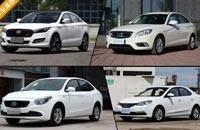 高品质自主紧凑级车型推荐 国货当自强