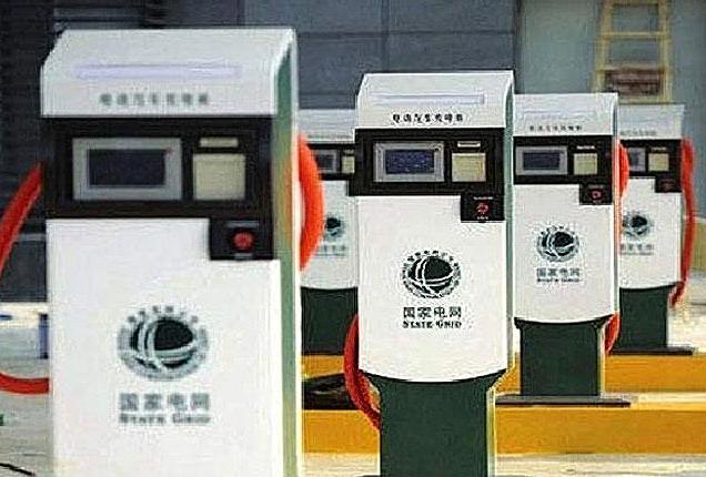 """【锐眼】调查:充电桩的""""中国式""""困局"""