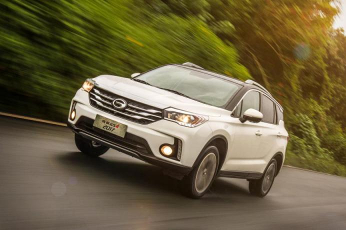 广汽传祺年产销超38万辆同比劲增96%增速领先  高端突破铸就中国汽车领导品牌
