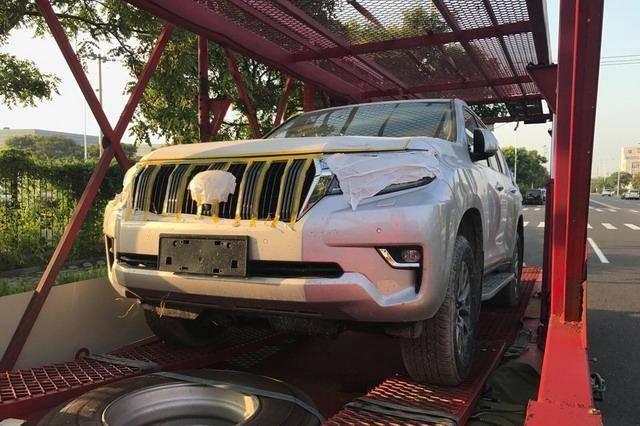 普拉多2.7L车型正式停产! 新款价格上升