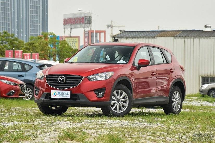 [腾讯行情]淮安 马自达CX-5购车优惠2.3万