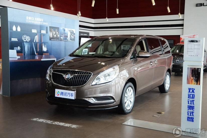[腾讯行情]淮安 别克GL8售价25.29万元起