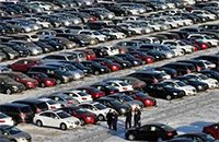 大众去年汽车销量减少2%