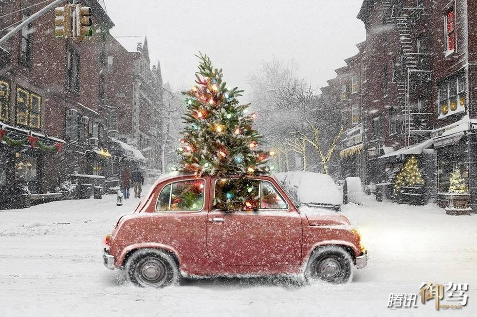 TOPCAR红红火火圣诞赏 Merry Christmas