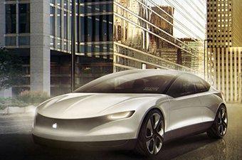 苹果汽车概念设计曝光