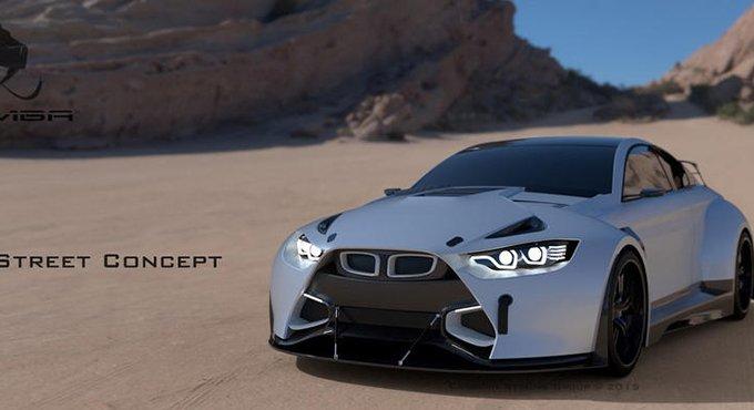 蜕变的凶狠改装 MAMBA GT3 Street概念车