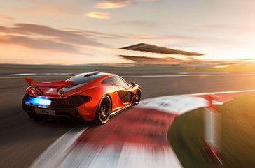 超跑之王 迈凯伦McLaren赏析