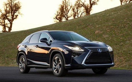 雷克萨斯中国将于年内推出四款新车型