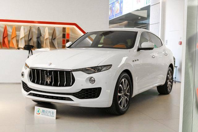 玛莎拉蒂将推全新SUV 有望2020年亮相
