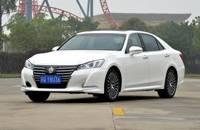 一汽丰田全新皇冠2.0T版将8月22日上市