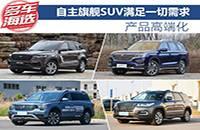 产品高端化 自主旗舰级SUV满足一切需求
