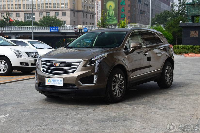 [腾讯行情]惠州 凯迪拉克XT5优惠2.5万