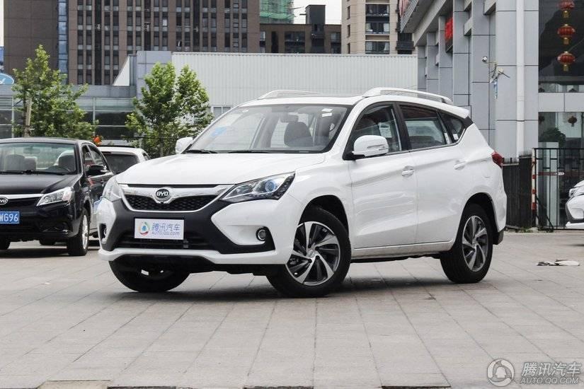 [腾讯行情]惠州 比亚迪宋车型降4000元