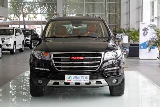 SUV旗舰新标杆 腾讯汽车实拍哈弗H8 2.0T豪华版