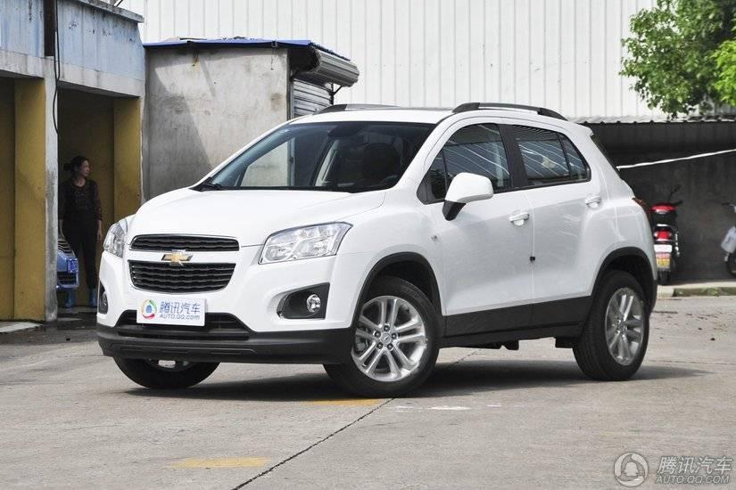 [腾讯行情]惠州 TRAX创酷车型降8000元