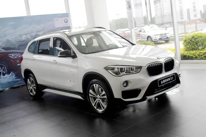 集聚潜能 即刻迸发 腾讯汽车实拍全新BMW X1