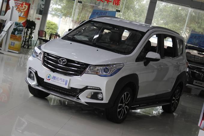 秋游拉货两不误 腾讯汽车十月推荐车型—英致G5
