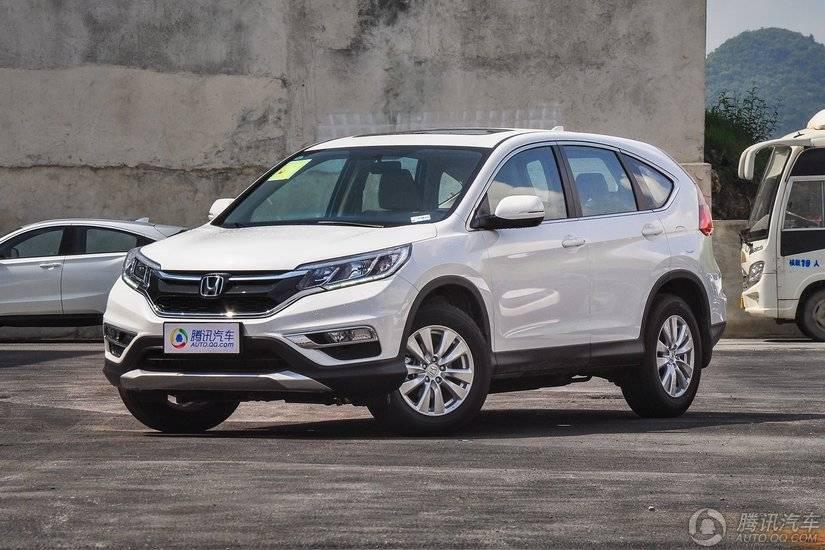 [腾讯行情]惠州 本田CR-V车型优惠1.4万