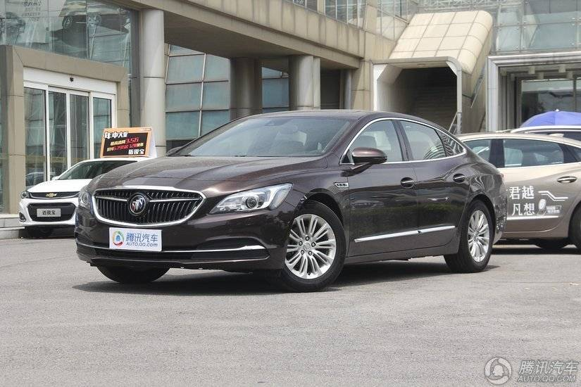 [腾讯行情]惠州 别克君越车型优惠2.5万
