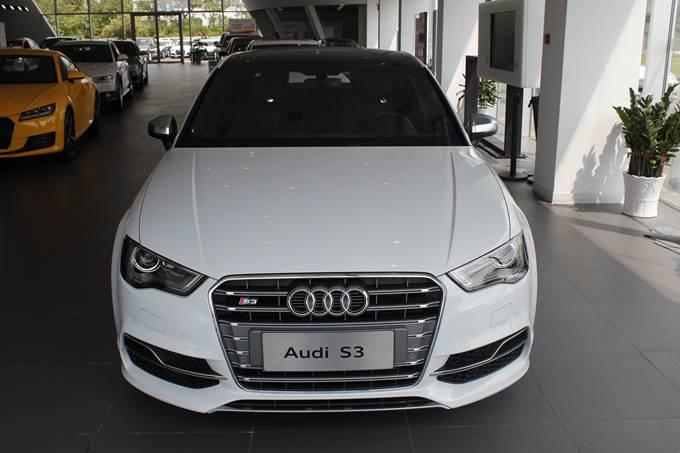 八月推荐车型 40万元驾驶者之车——奥迪S3