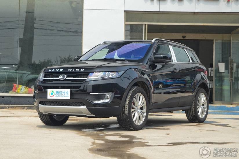 [腾讯行情]惠州 陆风X7车型优惠2000元