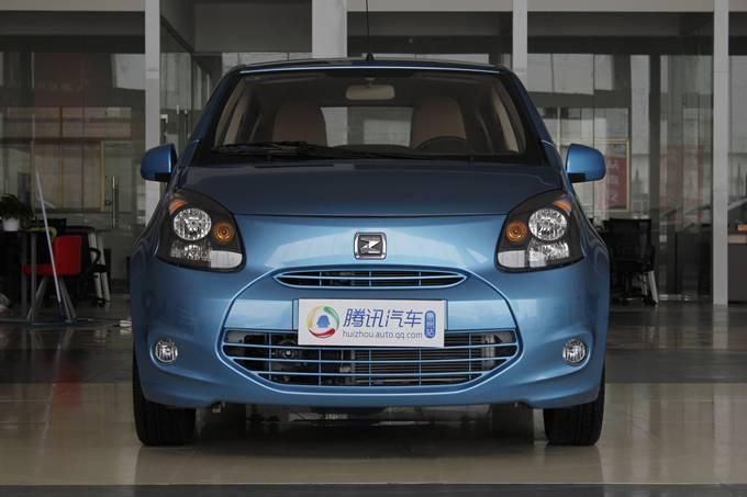 十二月推荐车型 环保利器—众泰云100S豪华版