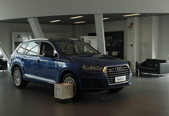 腾讯汽车八月高品质豪华SUV推荐——奥迪Q7