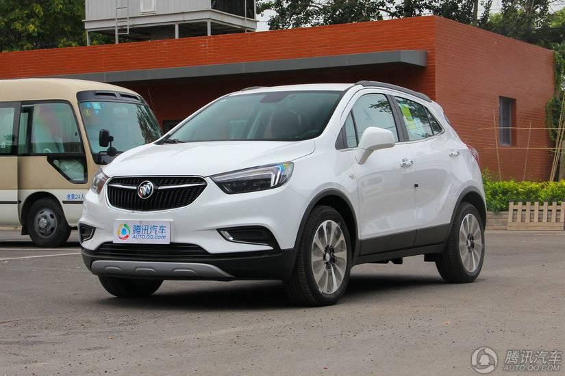 [腾讯行情]惠州 别克昂科拉车型优惠1.8万