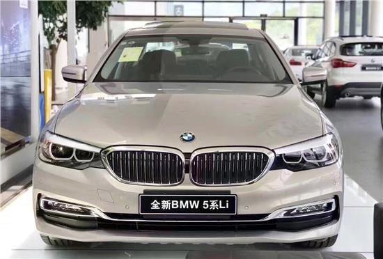 全新BMW 5系Li新车到店 欢迎鉴赏!