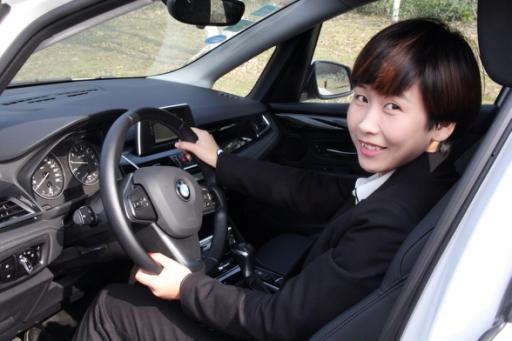 湖州骏宝行创新BMW 2系旅行车 车主故事