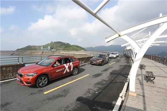 湖州骏宝行BMW X家族探索之旅即将启程