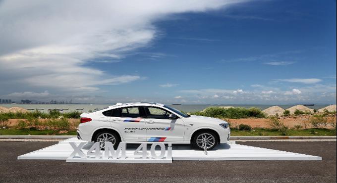 2016 BMW M驾控体验日风云袭来